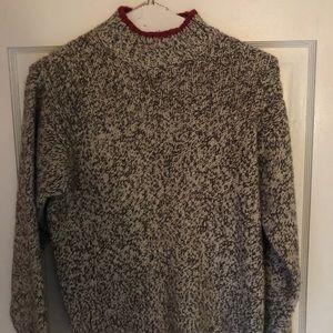 Timberland sweater.